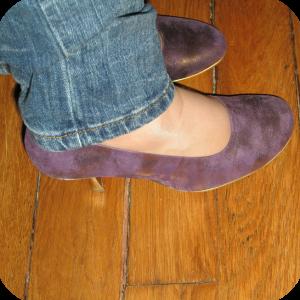chaussuresviolettes